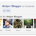 Awesome Custom Facebook Like Box For Blogger