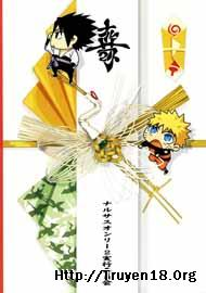 Naruto Doujinshi - Wedding Anthology