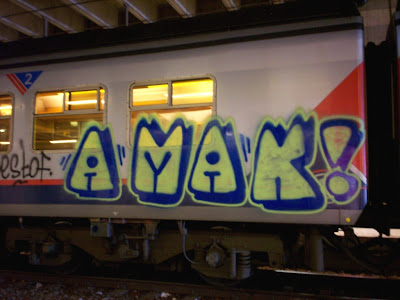 graffiti amak