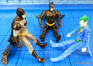 Bandai SpruKit models Level 1 and 2 DC villain The Joker Batman