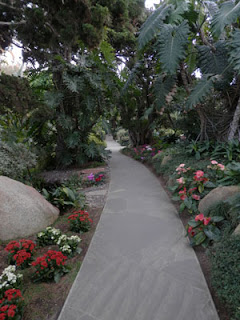 Garden Path, Photo by Kaliani Devinne, copyright 2013