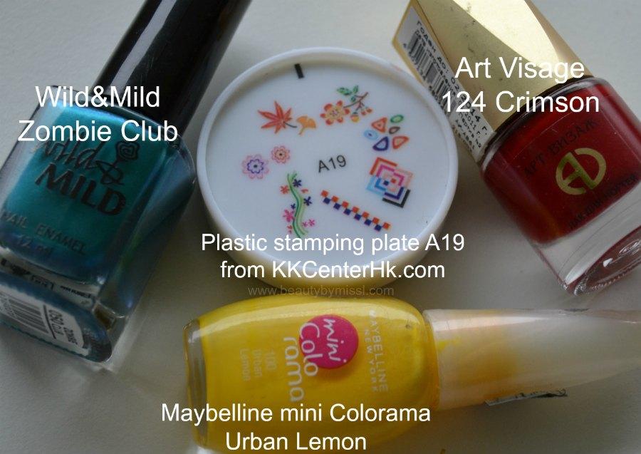 Wild&Mild, KKCenterHk, Maybelline, Art Visage