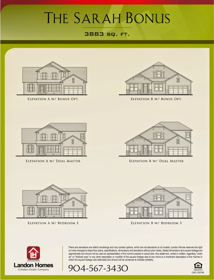 Landon Homes Make It Just The Right Size Featuring 39 The