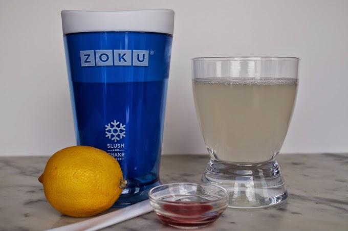 Blue Zoku Slush Maker