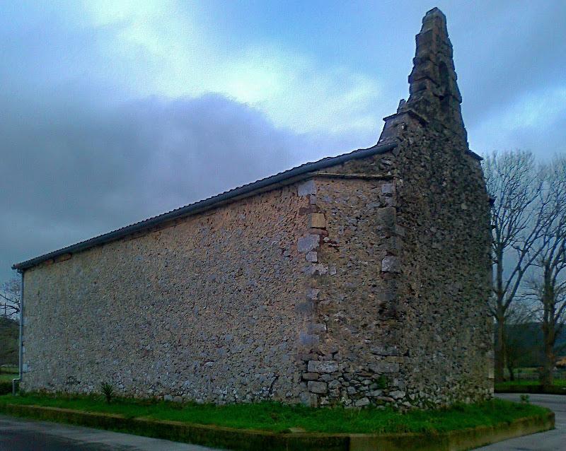 Ermita de San Roque en Hazas de Cesto