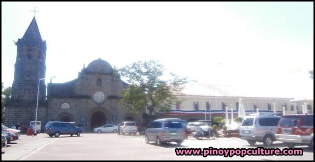 Barasoain Church front