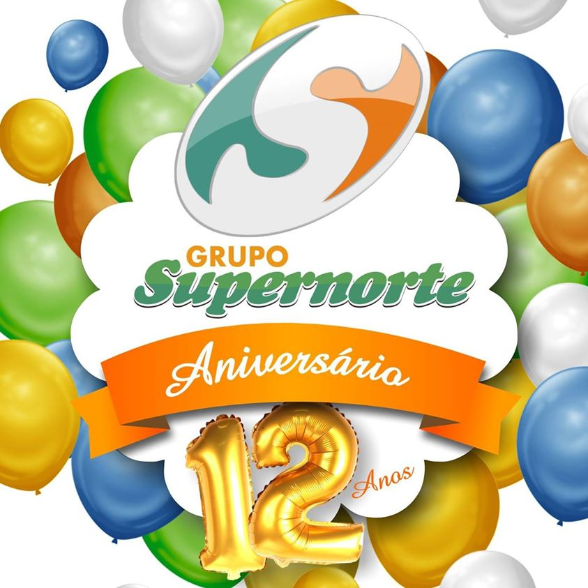 12 anos do Grupo Supernorte