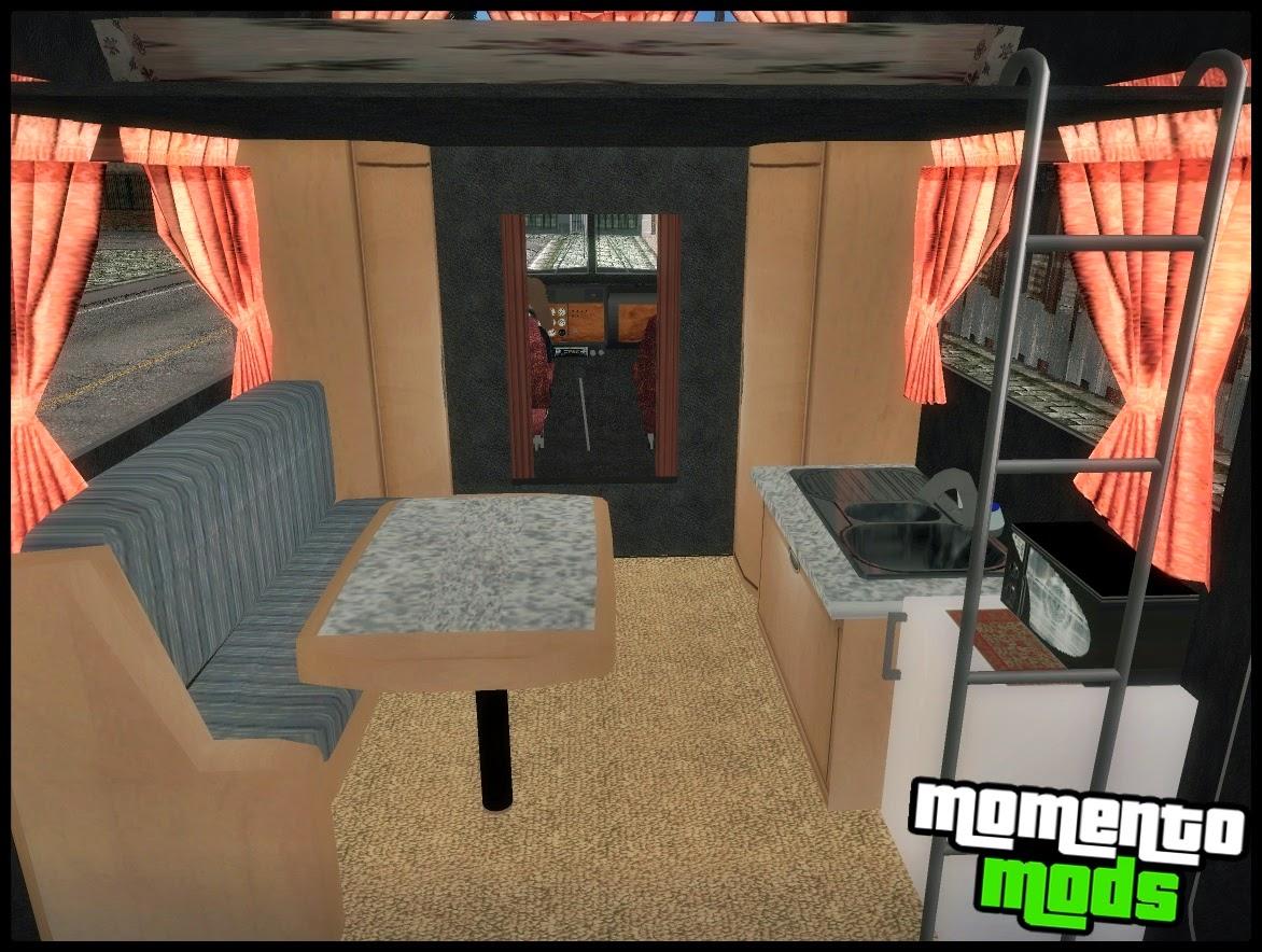 GTA SA - Kenworth W900L & Trailer