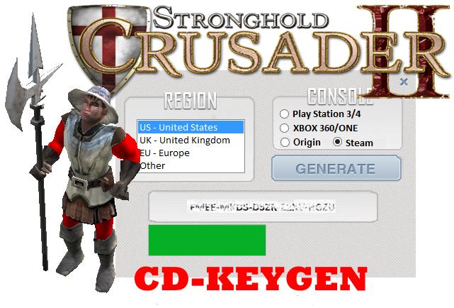 Stronghold Crusader 2 KEYGEN + Full Game