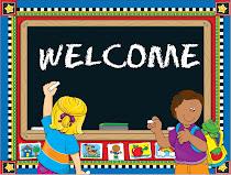 WELCOME (Inglés)