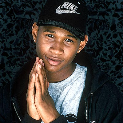 Usher 2003 Music N' More: Today i...