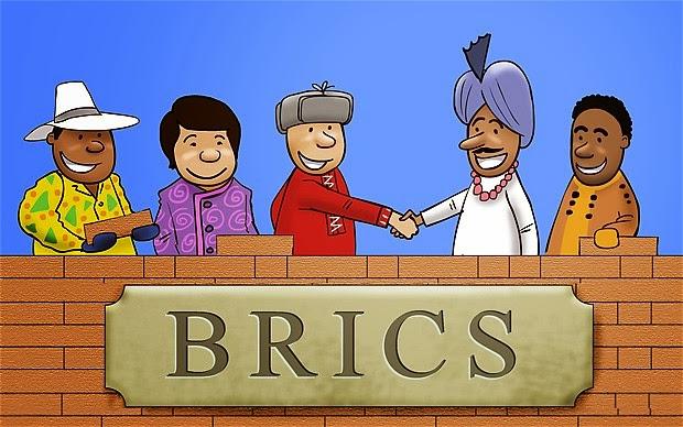 BRICS New Development Bank Threatens Hegemony Of U S  Dollar