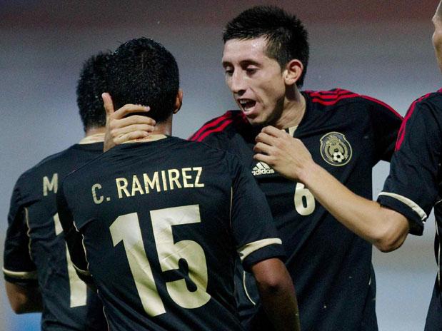 México Campeón Torneo de Toulon 2012