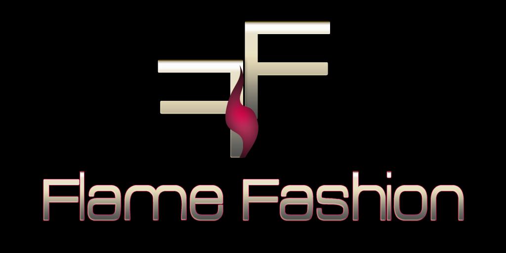 Ff Fashion Logo Flame fashion