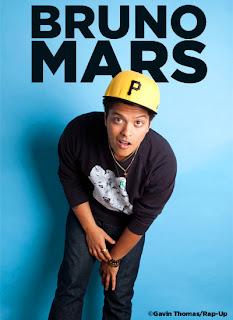 Bruno Mars Konser di Jakarta 15 April 2013
