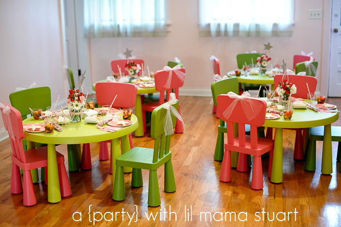 a day with lil mama stuart Princess Ballerina Birthday Party