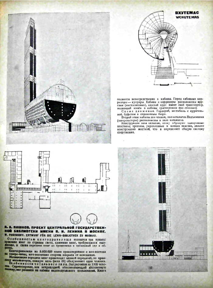 Laboratoire urbanisme insurrectionnel les architectes for Architecture urss