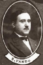 Rafael Fando Ricci en 1929