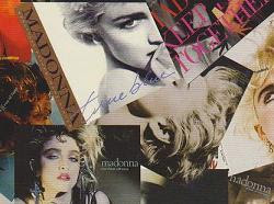 Search My Madonna Collection: