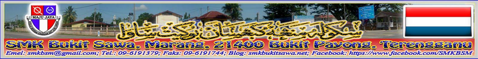 SMK Bukit Sawa, Marang, Terengganu