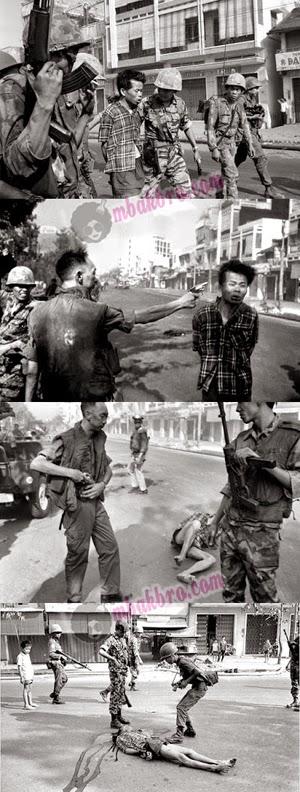 foto-foto Eddie Adams (Saigon, 1968)