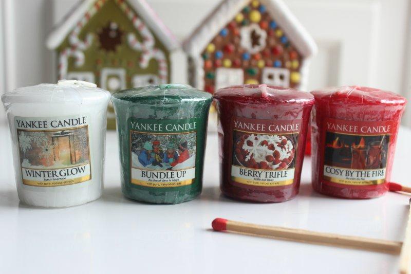 Yankee Candle Christmas Fragrances 2015