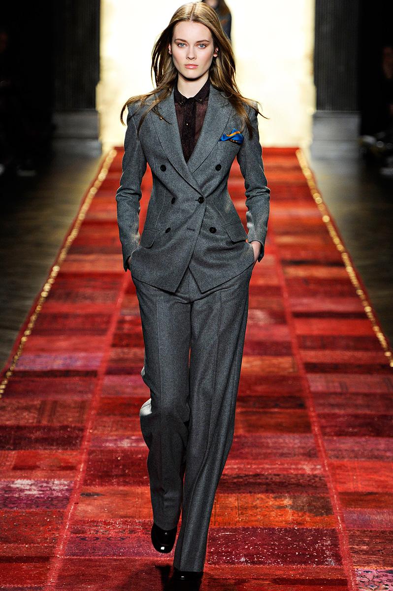 Lolo's Gossip: Tommy Hilfiger Runway Fall 2011 New York ...