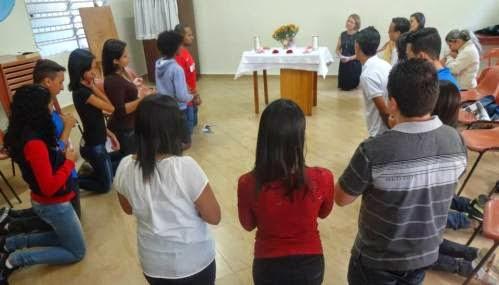 Juventude e Missão foi tema de retiro na Diocese de São Miguel Paulista