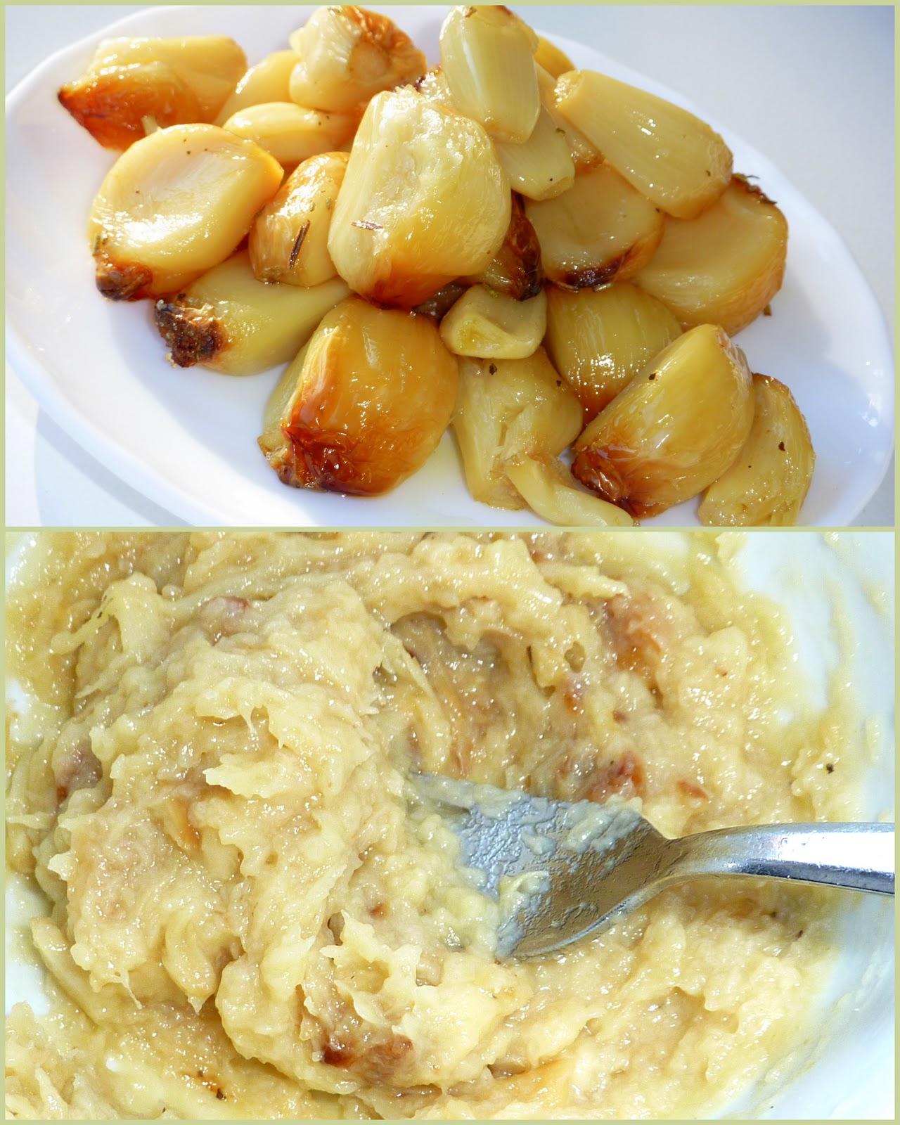 Соус из печеного чеснока рецепт