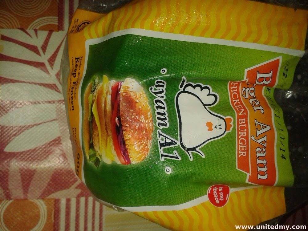 A1 burger malaysia