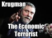 J'ACCUSE PAUL KRUGER: ECONOMIC TERRORISM AGAINST EUROPE
