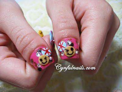 funny-nail-art-3 - Nail art gone wacky - Tira-Pasagad | Saksak-Sinagol