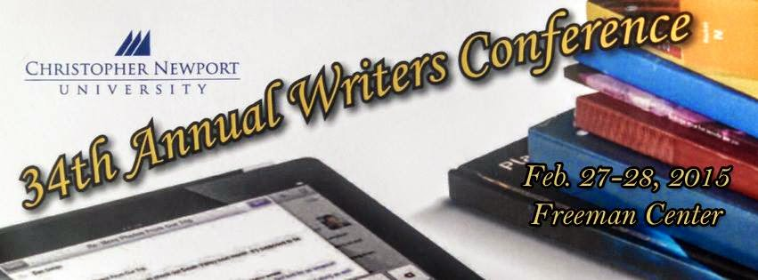 CNU Writers Conference - February 27th and 28th