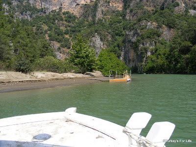 Private Beach On Dalaman River