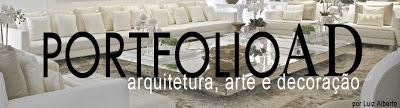 Revista Portfolio AD - Arquitetura, Arte e Decoração