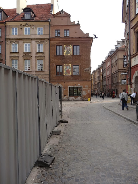 Remont nawierzchni Rynku Starego Miasta
