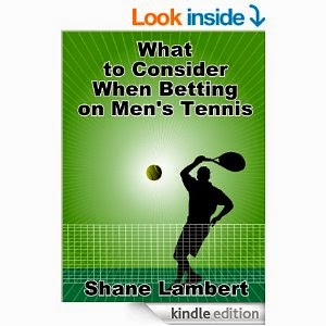 Tennis betting ebook