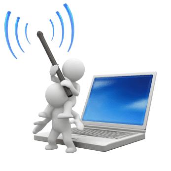 Como usar o Mandic Magic Partilhe senhas Wi-Fi