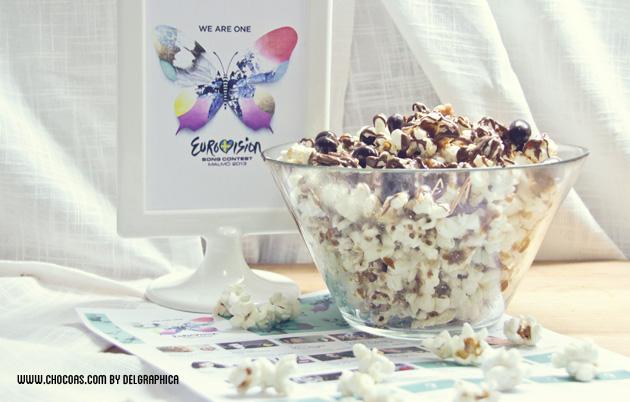 eurovisión 2013 - palomitas dulces aliñadas