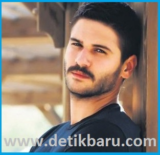 Tolgahan Sayisman Pemeran Yigit di drama Turki Antara Nur dan Dia