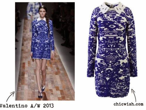 Get The Look : From Valentino A/W 2013