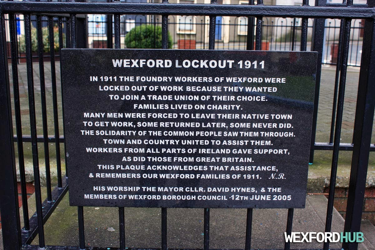 Wexford Lockout