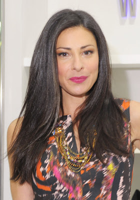 Stacy London Long Straight Cut Hairstyle Lookbook