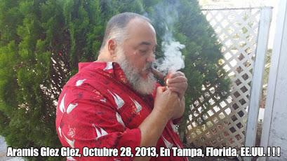 Aramis Gonzalez Gonzalez, Octubre 28, 2013 En Tampa, Florida, Estados Unidos