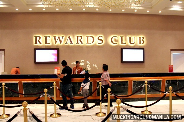 casino rewards club