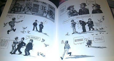 Cómic Dublines de Alfonso Zapico