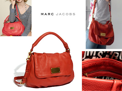 sac Marc Jacobs  UTIKA corail