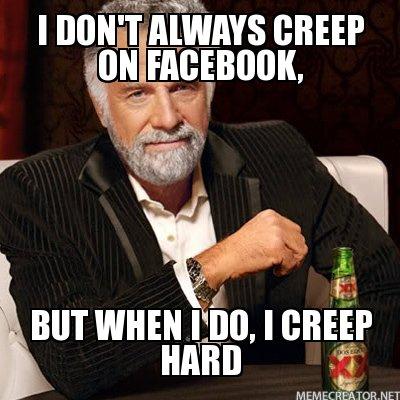 Creep+facebook