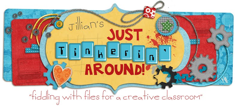 Jillian's Just Tinkerin' Around!