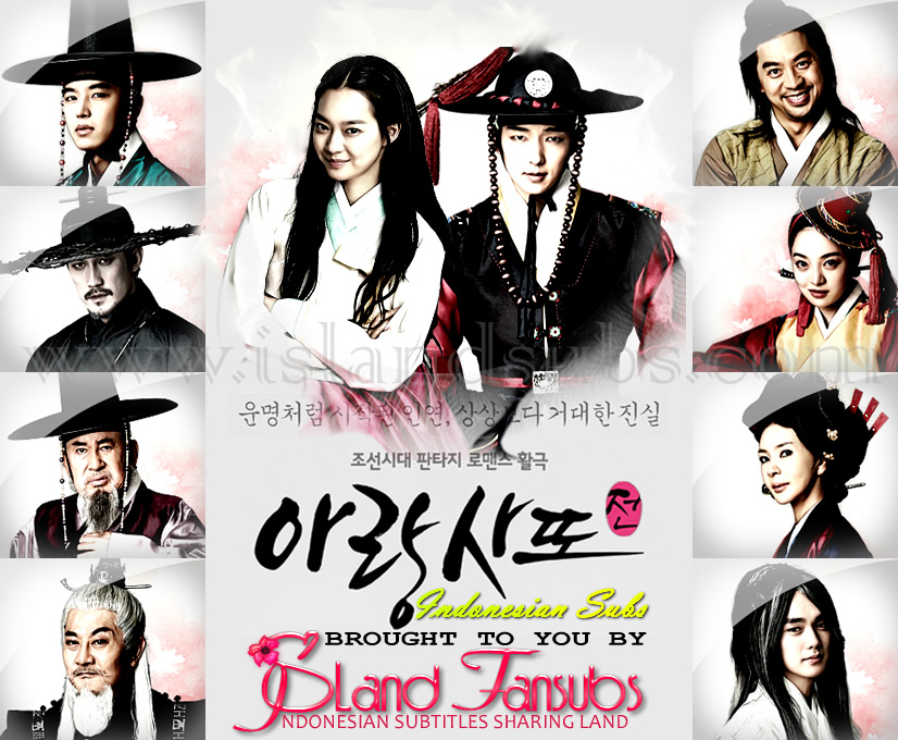 Subtitle Indonesia Arang and the Magistrate